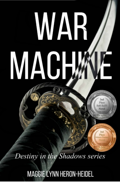 War Machine COver with awards