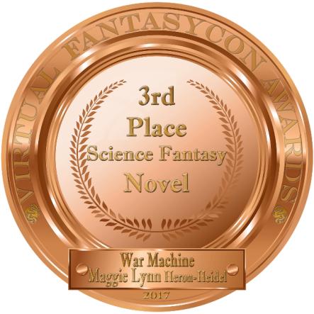 War Machine: Best Science Fantasy Novel