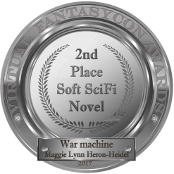 War Machine: Best Soft SciFi Novel