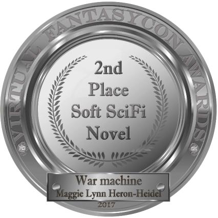 War Machine: Best Soft SciFi Novel