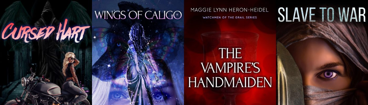 Maggie Lynn Heron-Heidel   Action Science Fiction & Fantasy Author